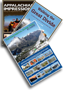 Appalachian Impression DVD + Great Divide DVD + FREE Calendar