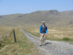 Failte Ireland hires Mark Flagler to hike, photograph and document the IAT in Ireland