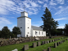 Greipstad Church
