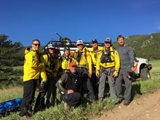 Mountain Rescue Association video